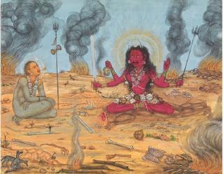 pratique yoga en inde depuis quand